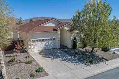 Carson City Single Family Home For Sale: 1064 Ridgefield Drive