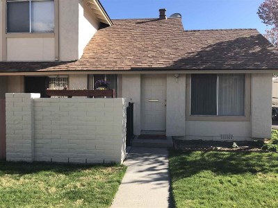 Carson City Condo/Townhouse Active/Pending-House: 51 Condor Circle
