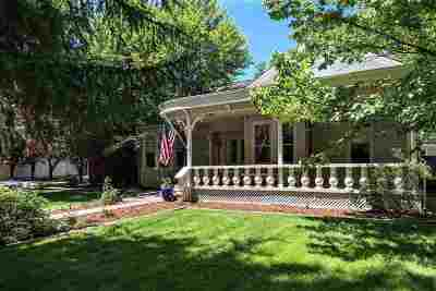 Carson City Single Family Home For Sale: 310 Mountain Street