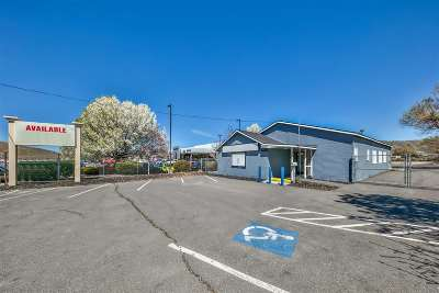 Commercial For Sale: 3101 S Carson St