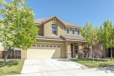 Sparks Single Family Home For Sale: 3706 Lepus Dr.