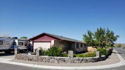 Fernley Single Family Home For Sale: 150 Comstock