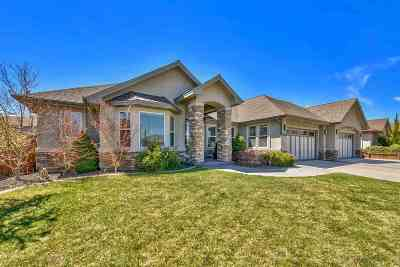 Carson City Single Family Home For Sale: 2950 Silver Stream Drive