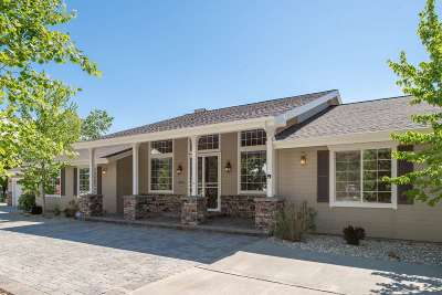 Carson City Single Family Home Active/Pending-Call: 1675 Wellington East