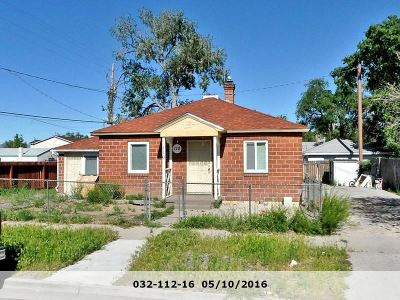 Sparks Multi Family Home Active/Pending-Loan: 110 20th
