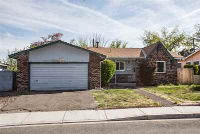 Sparks Single Family Home Active/Pending-Loan: 341 Devere Way