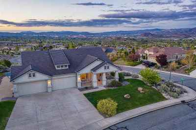Reno Single Family Home For Sale: 785 Peacepipe Loop