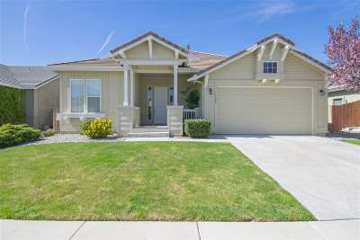 Sparks Single Family Home Back On Market: 1159 Rancho Mirage Drive