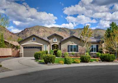 Reno Single Family Home Active/Pending-Loan: 10070 Bull Rider Court
