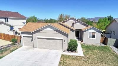 Fernley Single Family Home Active/Pending-Loan: 1702 Harvest Creek