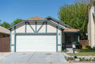 Single Family Home Active/Pending-Loan: 2246 Morninglory Dr