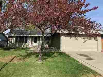 Single Family Home Active/Pending-Loan: 3025 Parkland Drive