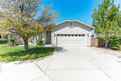 Single Family Home For Sale: 9765 Rock River Dr.
