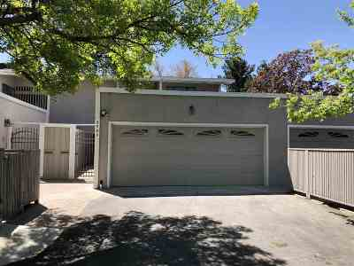 Reno Condo/Townhouse For Sale: 4980 Plumas Street