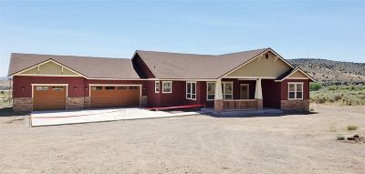 Gardnerville Single Family Home For Sale: 1563 Bolton Loop