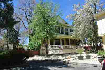 Washoe County Multi Family Home For Sale: 2540 Dickerson Road