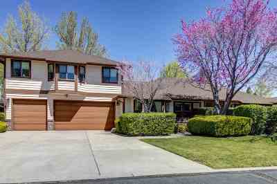 Reno Single Family Home For Sale: 4475 Interlaken Court