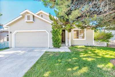 Single Family Home For Sale: 3760 Ranch Crest