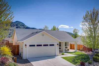 Gardnerville Single Family Home Active/Pending-Loan: 29 Conner Way