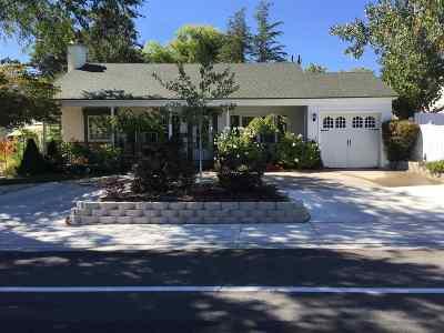 Reno Single Family Home Back On Market: 2203 Plumas Dr