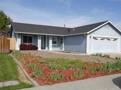 Gardnerville Single Family Home Active/Pending-Call: 1328 Windsor Drive