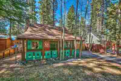 Bijou Pines Single Family Home Active/Pending-Loan: 3320 Cape Horn Road