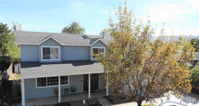 Carson City Single Family Home For Sale: 1805 Panaca Drive