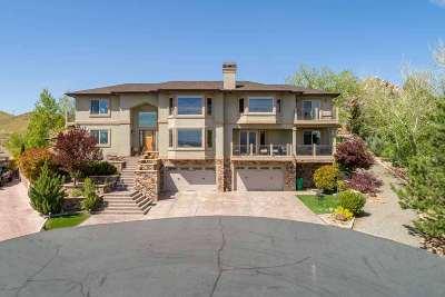 Sparks Single Family Home For Sale: 965 De Roca Ct