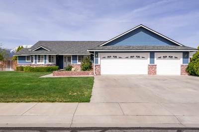 Gardnerville Single Family Home Active/Pending-Call: 760 Lyell Way