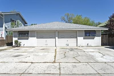 Washoe County Multi Family Home Active/Pending-Call: 422 11th Street
