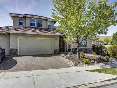 Sparks NV Single Family Home Active/Pending-Call: $499,900