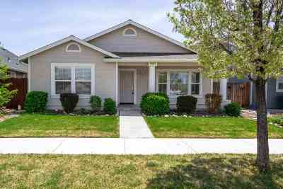 Gardnerville Single Family Home Active/Pending-House: 1423 Mountain Ash