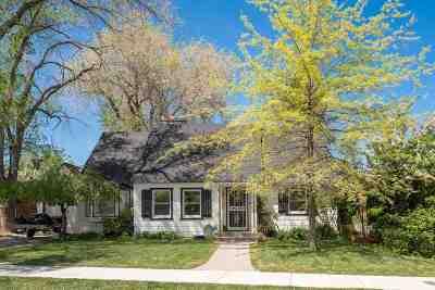 Reno Single Family Home For Sale: 1207 Nixon