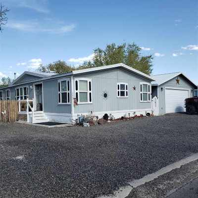 Manufactured Home For Sale: 285 Carson Road
