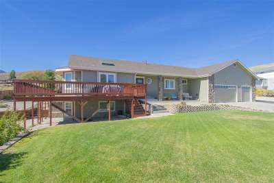 Carson City Single Family Home Active/Pending-House: 3676 Cherokee Dr.