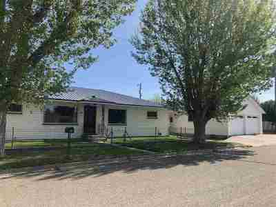 Winnemucca Single Family Home For Sale: 635 Mizpah St