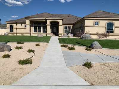 Sparks Single Family Home Active/Pending-Call: 11592 Anthem
