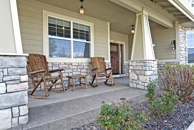 Gardnerville Single Family Home For Sale: 1011 Keystone Ct