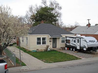 Sparks Multi Family Home Back On Market: 415 Stanford