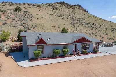 Reno Manufactured Home For Sale: 555 Gymkhana Lane