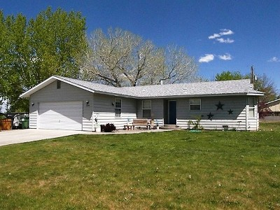 Winnemucca Single Family Home For Sale: 3205 Sherwood Dr