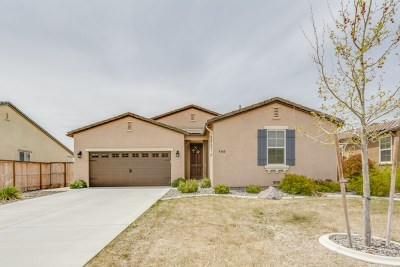 Sparks Single Family Home Active/Pending-Call: 5483 Specklestone Ct