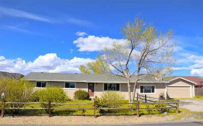 Single Family Home Active/Pending-Loan: 11705 Overland Road