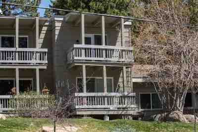 Incline Village Condo/Townhouse For Sale: 810 Alder Ave #79