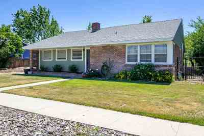 Gardnerville Single Family Home For Sale: 1388 Meadow Lane