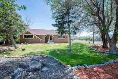 Gardnerville Single Family Home Price Reduced: 1903 Palomino
