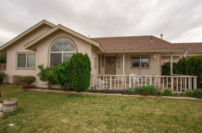 Carson City NV Single Family Home For Sale: $525,000