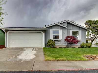 Reno Manufactured Home Active/Pending-Call: 7895 N Claridge Pointe