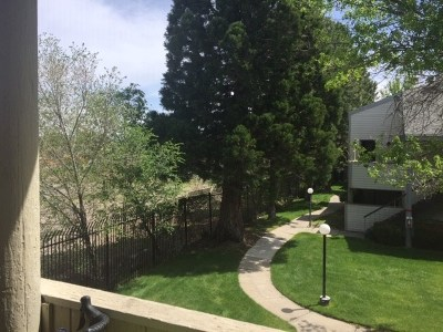 Sparks Condo/Townhouse For Sale: 2142 Roundhouse Road