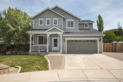 Sparks Single Family Home Active/Pending-Loan: 4170 Pillary Ct